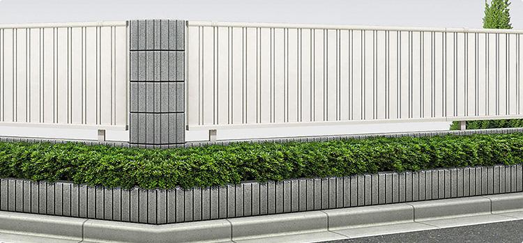 フェンス、外柵工事