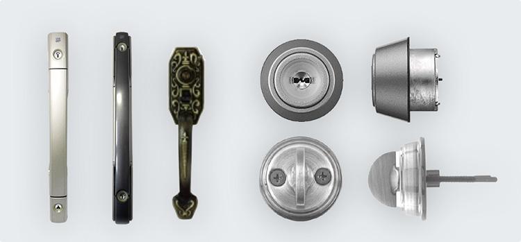 玄関の鍵交換(鍵の閉じ困り)